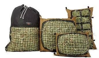 Hay Pillow 174 Slow Feed Hay Bags Amp Nets Best For Ground