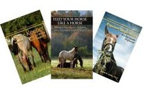 Equine Health & Nutrition Books by Dr. Juliet Getty, PhD.