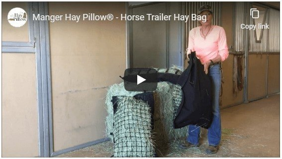 Manger Hay Pillow Video - Easy Fill & Top Features thumbnail