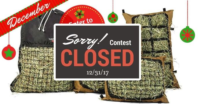 December 2017 Holiday Hay Pillow Giveaway