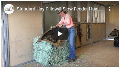 Standard Hay Pillow Video - Easy Fill thumbnail